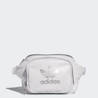 Originals White Premium Banana Waist Pack