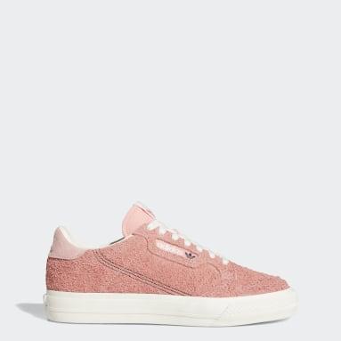 Zapatillas Continental Vulc Rosa Mujer Originals