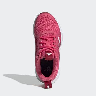 Kids Training Pink FortaRun X Shoes