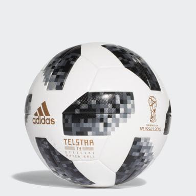 Balón Oficial Copa Mundial de la FIFA (UNISEX) Blanco Fútbol