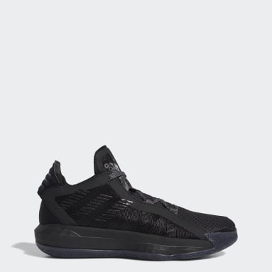 Basketball Black Dame 6 Shoes