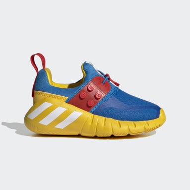 Kids Gym & Training Blue adidas RapidaZen x LEGO® Shoes