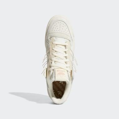 Chaussure Forum 84 Low Blanc Originals