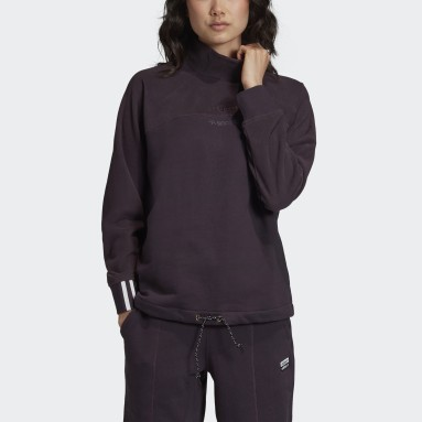 Women Originals Purple R.Y.V. Sweatshirt