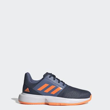 Zapatillas CourtJam para Tenis Azul Niño Tenis