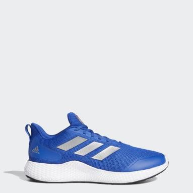Tenis Edge Gameday Azul Hombre Running
