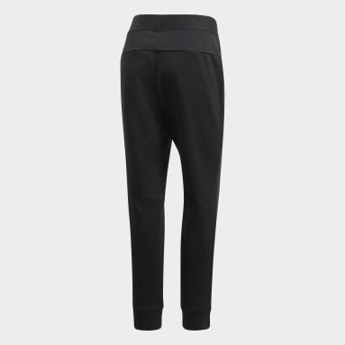Pants ID Stadium Negro Mujer Sportswear