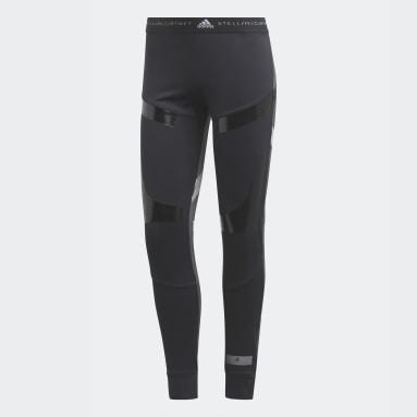 Women adidas by Stella McCartney Black Run Ultra Tights
