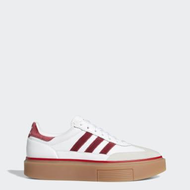 Women Originals White adidas Sleek Super 72 Shoes