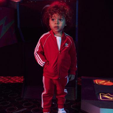 Tênis Supercourt (UNISSEX) Branco Kids Originals
