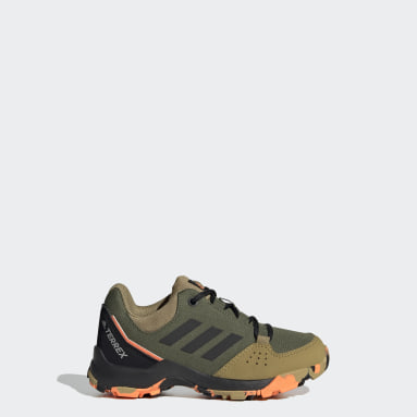 Chaussure de randonnée Terrex Hyperhiker Low Vert Enfants TERREX