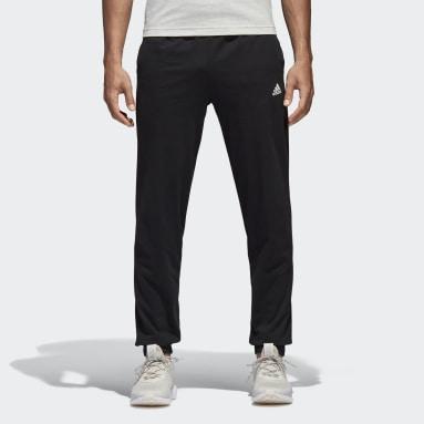Men Sportswear Black Essentials Tapered Pants