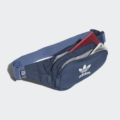 Originals Blauw Essential Crossbody Tas