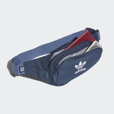 Originals Essential Crossbody Tasche Blau