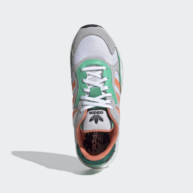 Men's Originals White Tresc Run Shoes