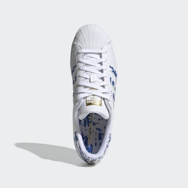 Chaussure Superstar Blanc Originals
