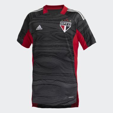 Camisa 1 Goleiro São Paulo FC 21/22 Multi Homem Futebol