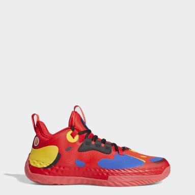 Basketbol Kırmızı Harden Vol. 5 Futurenatural Ayakkabı