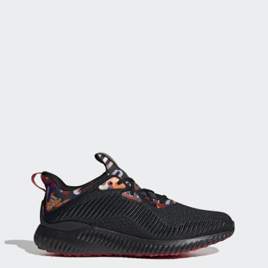 Running Black Alphabounce 1 Shoes