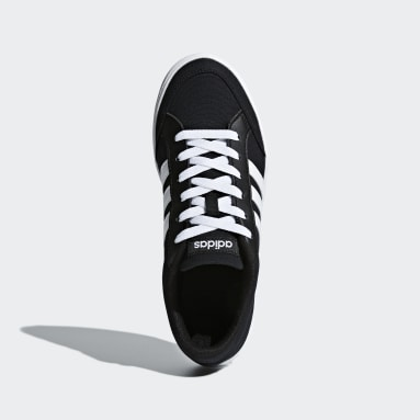 Sport Inspired Black VS Set Shoes