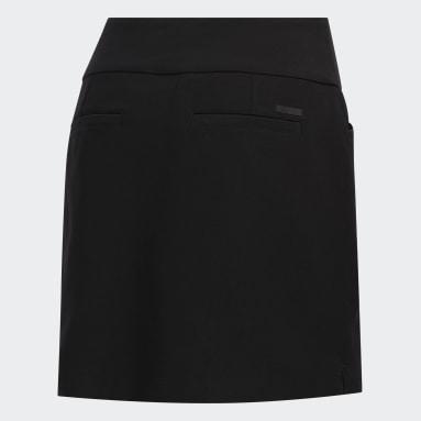 Ženy Golf černá Šortková sukně Ultimate Adistar