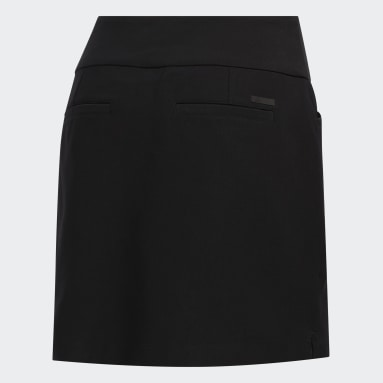 Women Golf Black Ultimate Adistar Skort