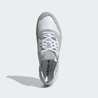 Sapatos Minimalist Icons ZX 8000 Branco Originals
