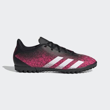 Calzado de Fútbol Predator Freak.4 Pasto Sintético Rosa Hombre Fútbol