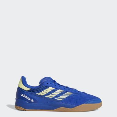 Zapatillas Copa Nationale Azul Hombre Originals