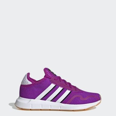Women's Originals Pink Swift Run X Shoes
