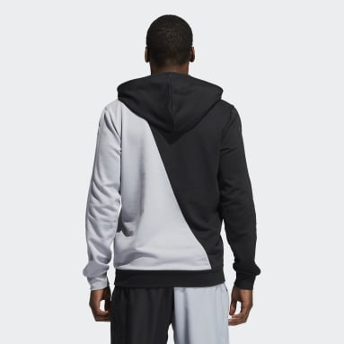 Men Basketball Grey Dame IMA Visionary Hoodie