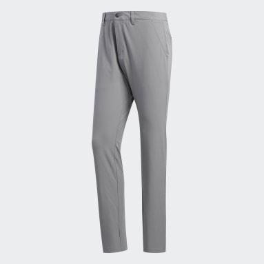 Muži Golf šedá Kalhoty Ultimate365 Tapered
