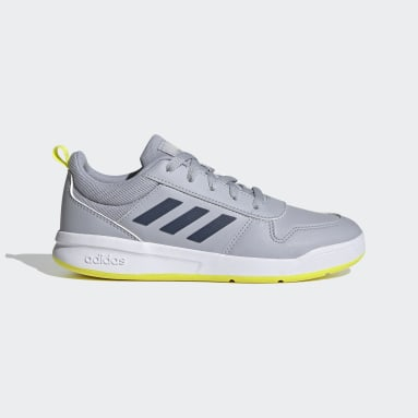 Kids 4-8 Years Running Grey Tensaur Shoes