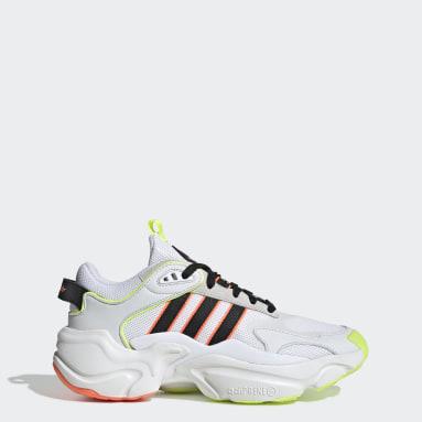 Women Originals White Magmur Runner Shoes