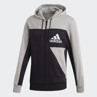 Men's Sportswear Grey Sport ID Hoodie