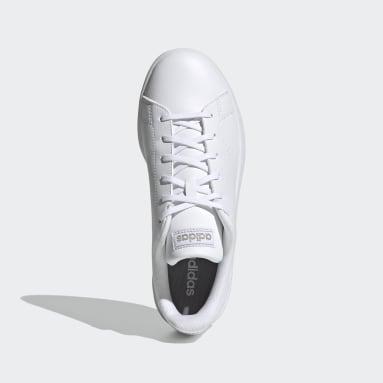 Zapatilla Advantage Base Blanco Mujer Tenis