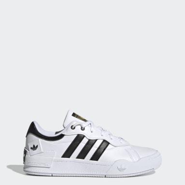 Women Originals White Rey Galle Shoes