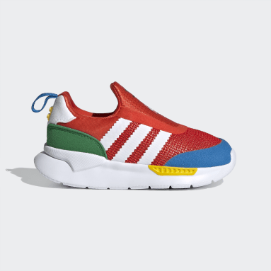 Kids Originals Orange adidas ZX 360 x LEGO® Shoes