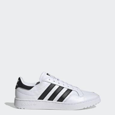 Chaussure Team Court blanc Originals
