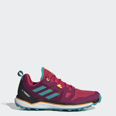 Zapatillas de Trail Running Terrex Agravic Rosado Mujer TERREX