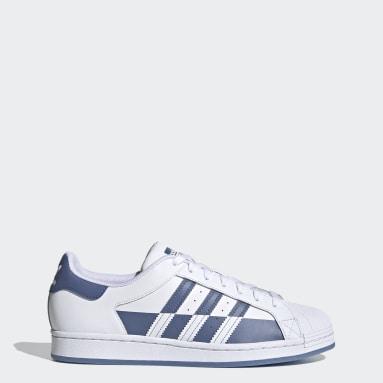 Chaussure Superstar blanc Hommes Originals