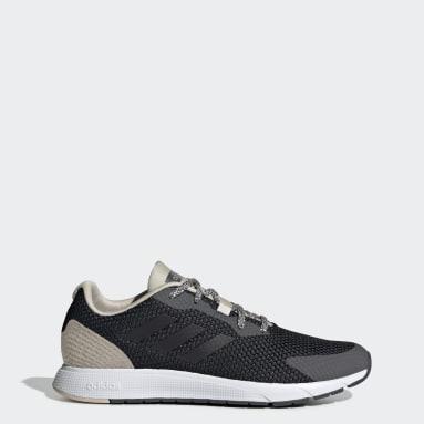 Women Running Black Sooraj Shoes