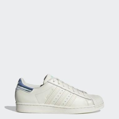 Mænd Originals Hvid Superstar sko