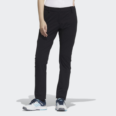 Women Golf Black Pants
