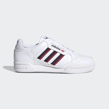Sapatos Stripes Continental 80 Branco Criança Originals