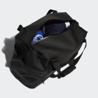 Men Golf Black Tour Duffel Bag