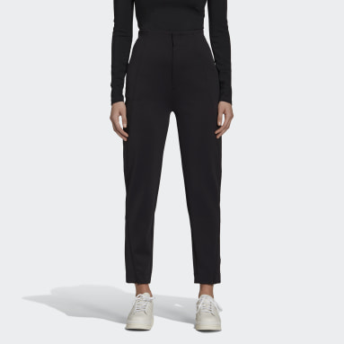 Women Y-3 Black Y-3 CH1 Knit Shell Pants