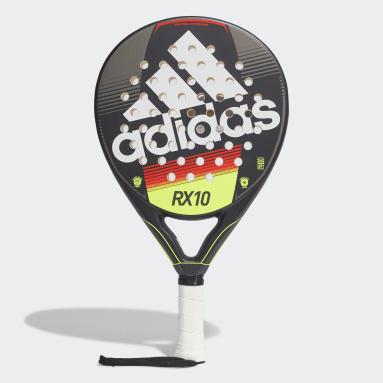 Padel Tennis Black Rx 10 Padel Racket