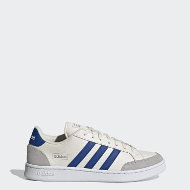 Tennis White Grand Court SE Shoes
