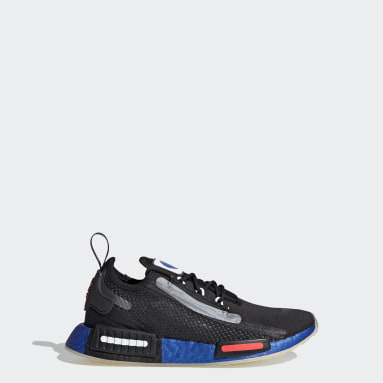 Kids Originals Black NMD_R1 Spectoo Shoes